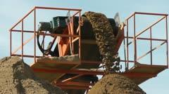 Conveyor Belt - stock footage