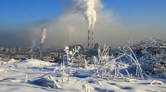 Power Station29 Stock Footage