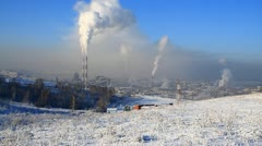 Power Station28 Stock Footage
