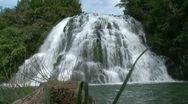 Stock Video Footage of Owaroha Falls Corromandel