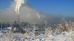 Power Station21 Stock Footage