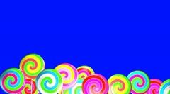 Lollipop Stock Footage