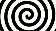 Spiral2 yellow Stock Footage