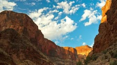 Grand canyon time lapse Stock Footage