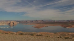 Arizona Lake Powell Stock Footage