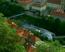 Graz Stock Footage