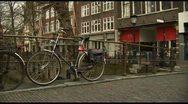 Stock Video Footage of Utrecht, City Center - The Netherlands