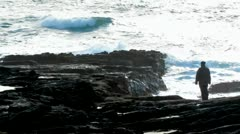 Stormy Sea A Stock Footage