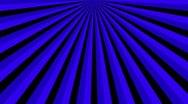 Spiral Sunbeams Loop11 blue Stock Footage