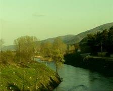 Drniš, Croatia. Stock Footage