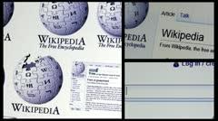 Wikipedia Stock Footage