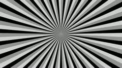 Spiral Sunbeams Loop7 - stock footage
