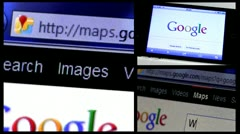 Google Stock Footage