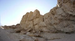 Desert rock 1 Stock Footage
