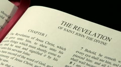 Revelation t 03 Stock Footage
