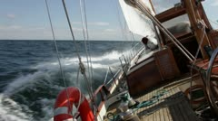 Sailing Stock Footage