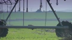 workers in fields 3 - stock footage