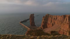 Helgoland Stock Footage