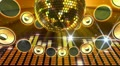 Disco Speaker CD3 HD HD Footage