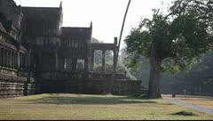 Angkor Wat_LDA P 00751 Stock Footage