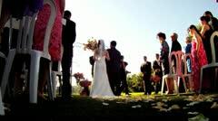Ceremony Stock Footage