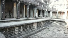 Angkor Wat_LDA N 00686 - stock footage