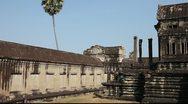 Angkor Wat_LDA N 00700 Stock Footage