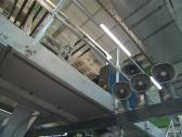 Stock Video Footage of Press daily edition technology. Equipment for printing newspapers.