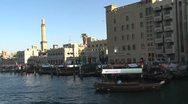 Harbor Dubai Stock Footage