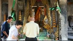 Angkor Wat_LDA P 00764 Stock Footage