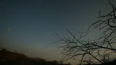 Sunset - Desert Stock Footage