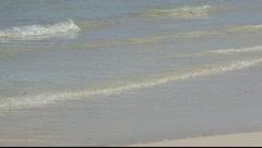 Wave Breaking, Hawaii Stock Footage