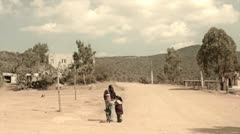 Mexico Ranch Stock Footage