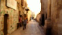Jerusalem HD 4 Stock Footage