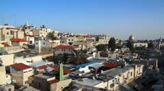 Jerusalem HD 17 Stock Footage