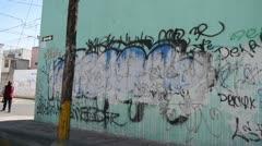 Puebla district Stock Footage
