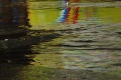 Raindrops on Water Stock Footage