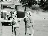 Kids and rifles--From 1930's film Stock Footage