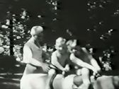 Playing and Swinging--from 1930's film Stock Footage