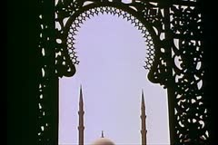 Muhammad Ali Mosque in Cairo, 108188 Stock Footage