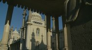 Stock Video Footage of Brighton's Royal Pavilion (twenty one)