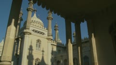 Brighton's Royal Pavilion (nineteen) - stock footage