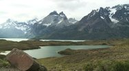 Stock Video Footage of Nature of Andes, Chile