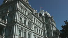 Eisenhower Executive Office Building, DC Stock Footage