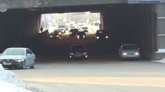 Traffic024e Stock Footage