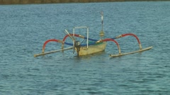 Fishing boat Stock Footage