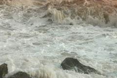 Crashing Surf Stock Footage