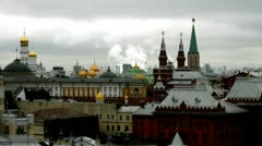 Moscow, Russia Stock Footage