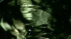 Dark water Stock Footage