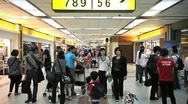 Stock Video Footage of Airport asia